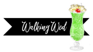 walking wed